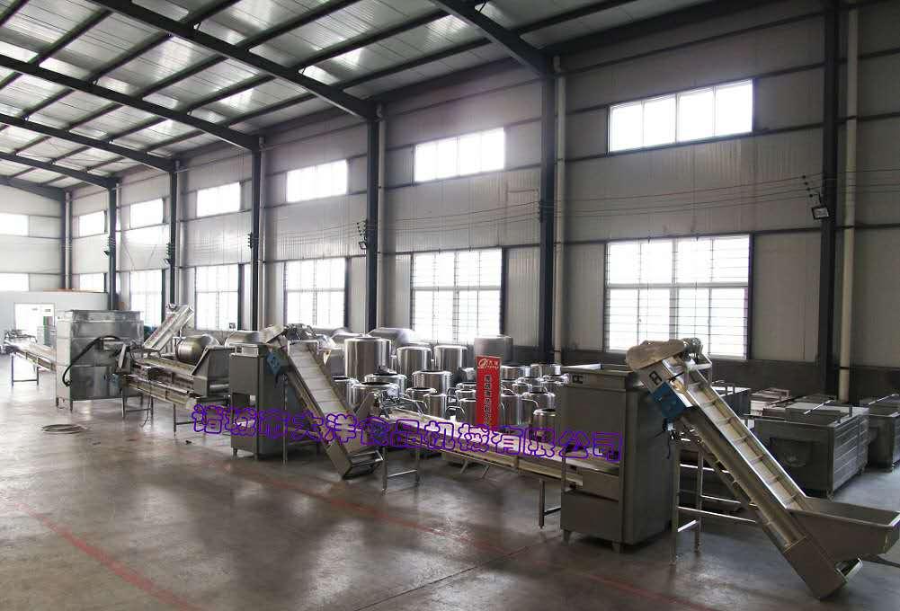 蒜米生产线/大蒜加工设备